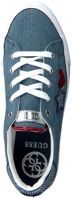 GUESS SNEAKERS FLME31 DEN12 - large