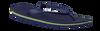 Blauwe HAVAIANAS Slippers BRASIL LOGO  - small