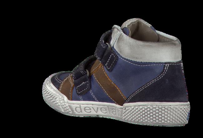 Blauwe DEVELAB Sneakers 5244  - large