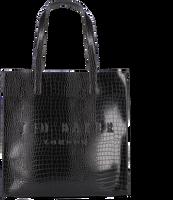 Zwarte TED BAKER Shopper CROCCON  - medium