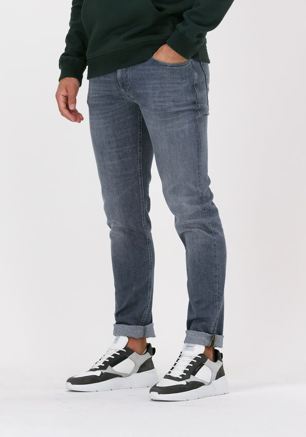 Grijze ALBERTO Slim fit jeans SLIM - larger