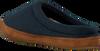 Blauwe POLO RALPH LAUREN Pantoffels JACQUE SCUFF KIDS  - small