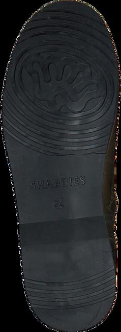 Groene SHABBIES Enkellaarsjes 182-0141SH - large