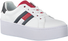 Witte TOMMY HILFIGER Sneakers ICON  - small