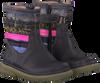 Blauwe SHOESME Lange laarzen BC7W048  - small