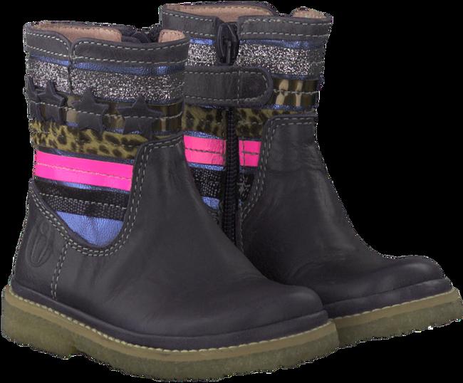 Blauwe SHOESME Lange laarzen BC7W048  - large