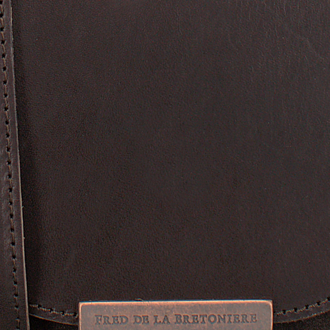 Bruine FRED DE LA BRETONIERE Schoudertas 261010021 - large