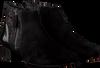 Zwarte HASSIA Enkellaarsjes 3484  - small