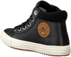 Zwarte CONVERSE Sneakers CHUCK TAYLOR A.S BOOT PC HI - small