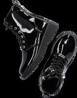 Zwarte MICHAEL KORS Veterboots HASKELL  - medium