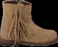 Taupe CLIC! Lange laarzen CL9064  - medium
