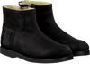 Zwarte SHABBIES Enkelboots 0141  - small