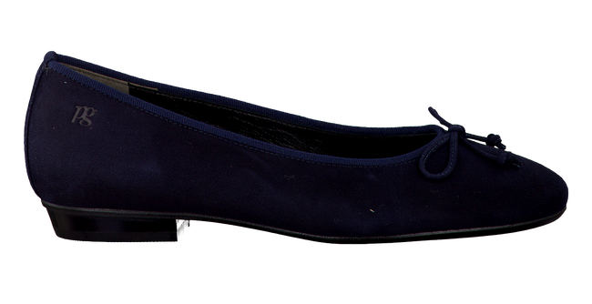 Blauwe PAUL GREEN Ballerina's 3102  - large