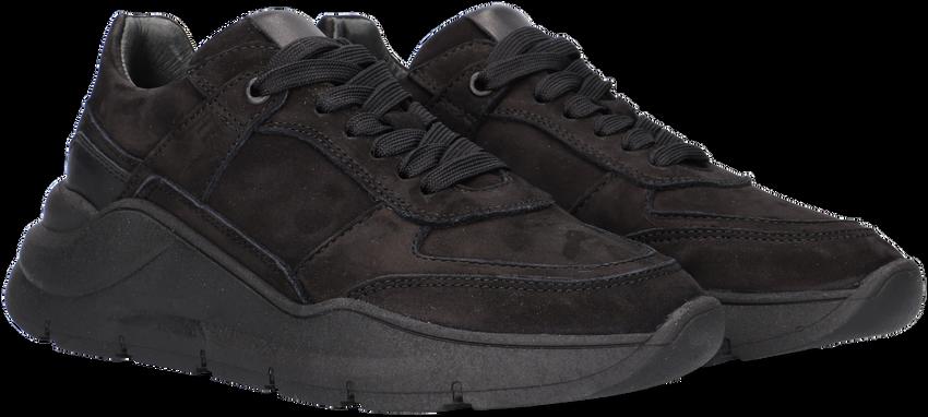 Zwarte WYSH Hoge sneaker TIJS  - larger
