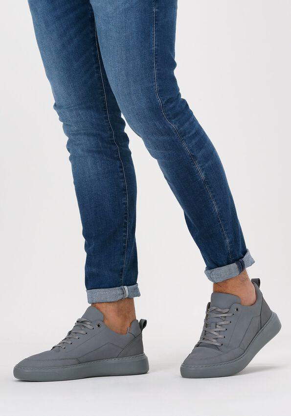 Grijze CYCLEUR DE LUXE Lage sneakers ROUBAIX  - larger
