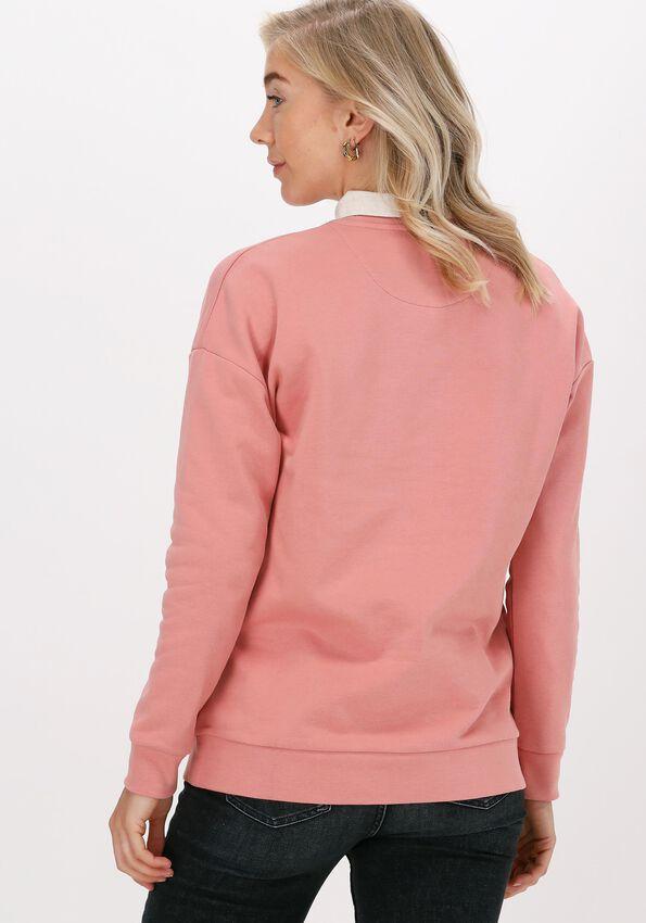 Roze LYLE & SCOTT Sweater OVERSIZED SWEATSHIRT  - larger