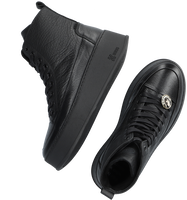 Zwarte BRONX Hoge sneaker BUMPP-IN 47368  - medium