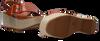 Cognac SHABBIES Sandalen 154020009  - small