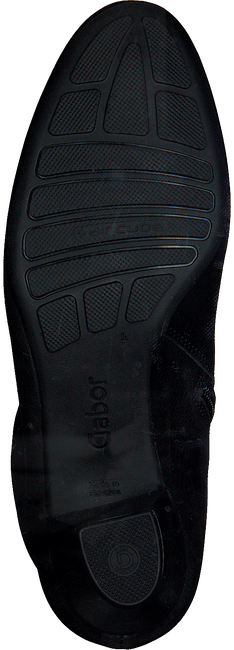 Zwarte GABOR Enkellaarsjes 823 - large