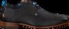 Zwarte REHAB Nette schoenen GREG WALL 02  - small