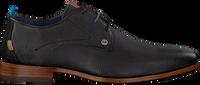 Zwarte REHAB Nette schoenen GREG WALL 02  - medium