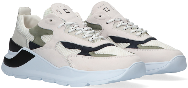 Beige D.A.T.E Lage sneakers FUGA  - large