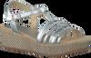 Zilveren UNISA Sandalen TICOR  - small