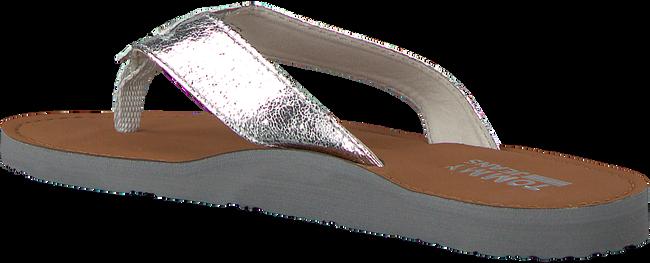 Zilveren TOMMY HILFIGER Slippers GLITTER BEACH SANDAL - large