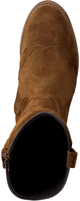 Bruine CLIC! Lange laarzen 9834  - large