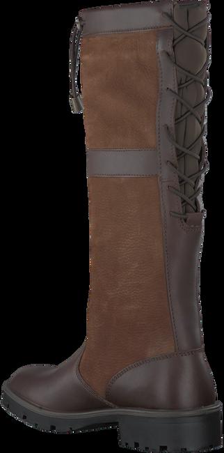 Bruine DUBARRY Lange laarzen GLANMIRE TN9FwEhW