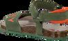 Groene REPLAY Sandalen HARRICANE - small