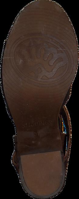 Cognac SHABBIES Sandalen 163020013 - large
