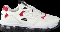 Witte BJORN BORG Lage sneakers X500 HBD  - medium