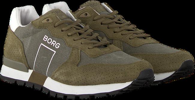 Groene BJORN BORG Sneakers LOW CVS - large