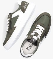 Groene BULLBOXER Lage sneakers AOP004E5L  - medium
