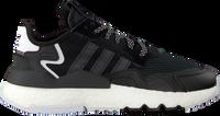 Zwarte ADIDAS Lage sneakers NITE JOGGER J  - medium