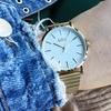 Gouden IKKI Horloge JANET - small