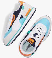 Blauwe PUMA Lage sneakers FUTURE RIDER PLAY ON PS  - medium