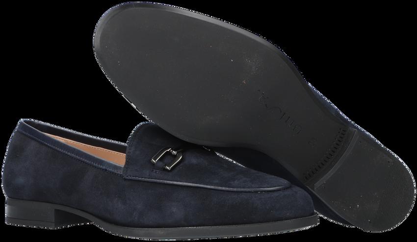 Blauwe UNISA Loafers DAMIEL  - larger