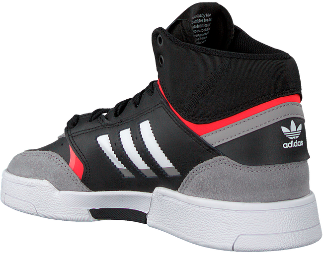 Zwarte ADIDAS Sneakers DROP STEP J  - large