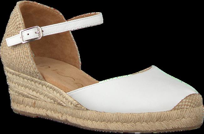 Witte UNISA Espadrilles CISCA - large