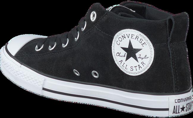 Zwarte CONVERSE Sneakers CTAS STREET SUEDE  - large