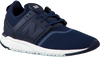 Blauwe NEW BALANCE Sneakers WRL247 WMN  - small