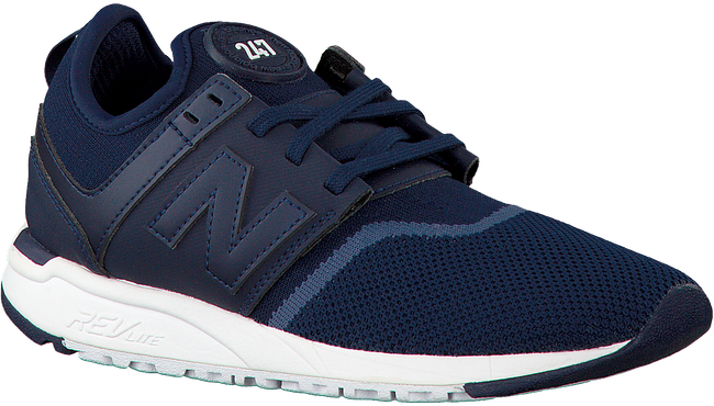 Blauwe NEW BALANCE Sneakers WRL247 WMN  - large