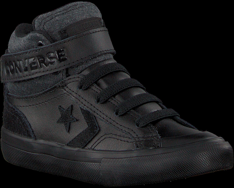 Zwarte CONVERSE Sneakers PRO BLAZE STRAP HI KIDS   Omoda