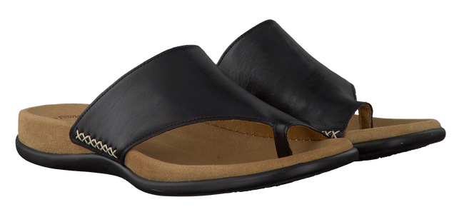 Zwarte GABOR Slippers 700  - large