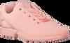Roze ADIDAS Sneakers ZX FLUX KIDS  - small