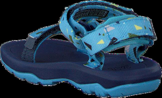 Blauwe TEVA Sandalen 1102739 HURRICANE XLT2 PRINT  - large