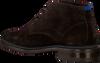 Bruine FLORIS VAN BOMMEL Nette Schoenen 10667  - small