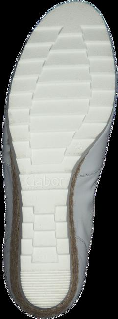 Witte GABOR Enkellaarsjes 646  - large